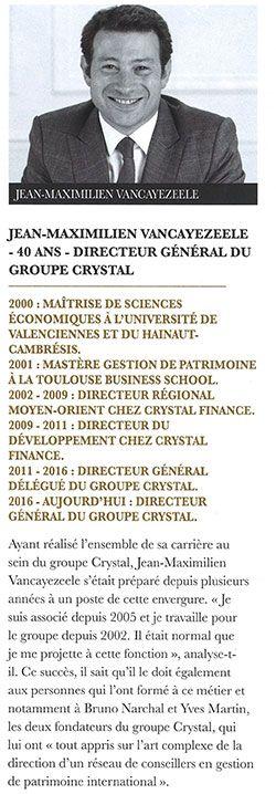 Distrib Invest – Jean-Maximilien Vancayezeele