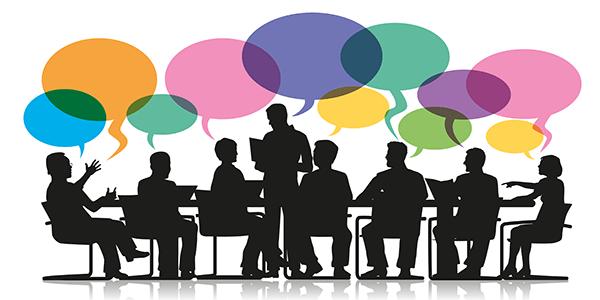 réunion clients gestion de patrimoine et experts-comptables