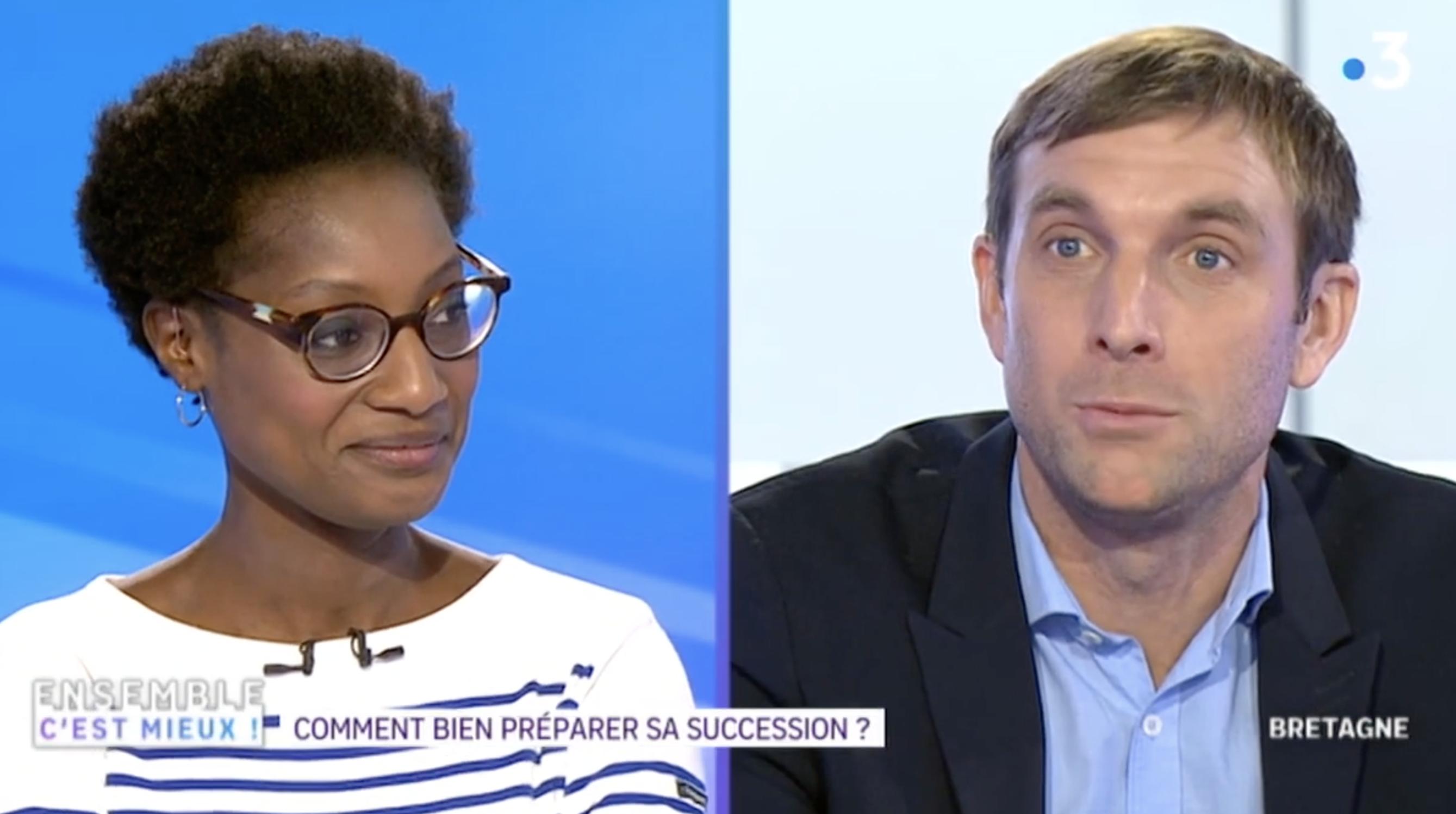 Comment bien préparer sa succession - France 3